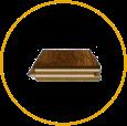 types hardwood flooring engineered basement