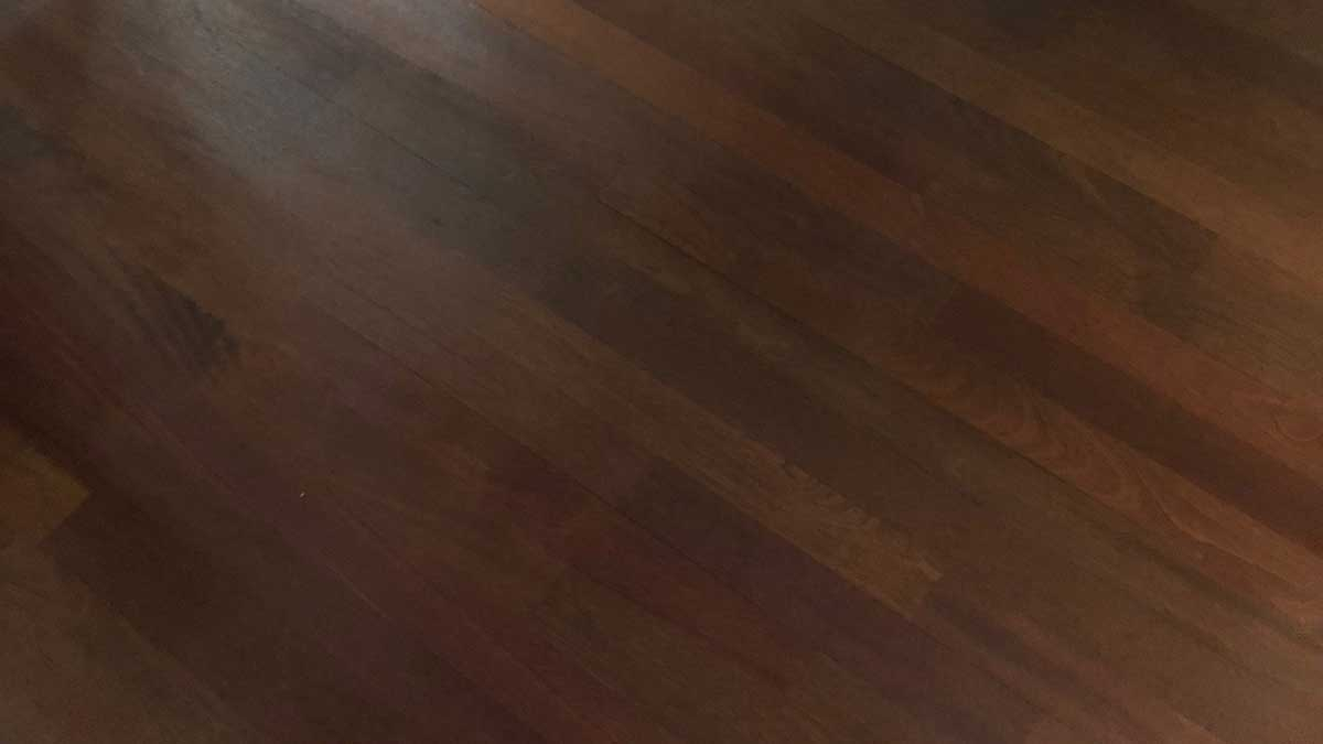 hardwood floor install 1