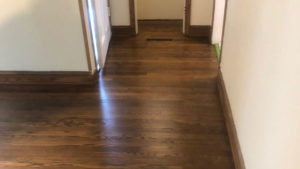 hardwood floor install 6