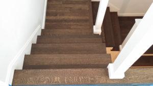 hardwood stairs geneva
