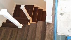 hardwood stairs naperville