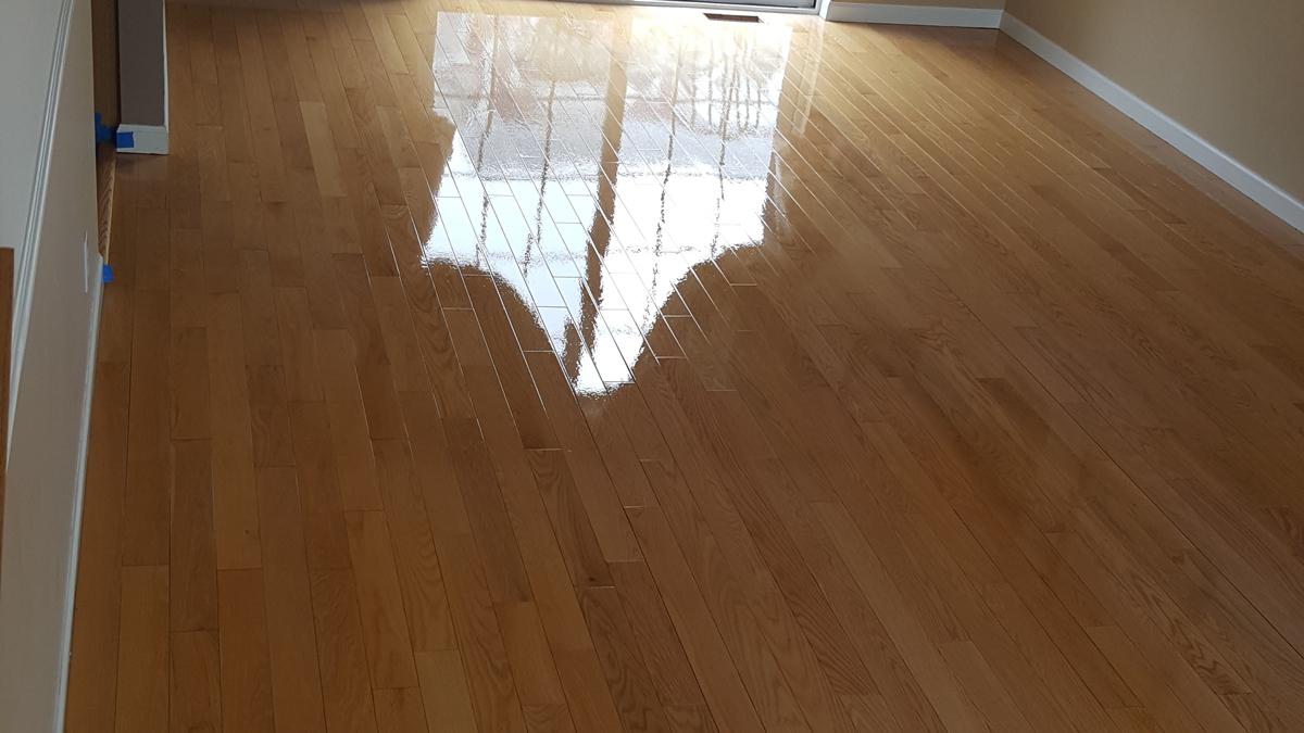 wood floor refinishing oakbrook