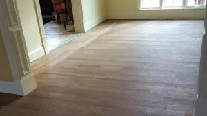 wood floor refinishing oswego