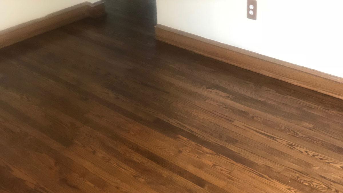 wood floor refinishing lagrange