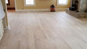 wood floor refinishing naperville